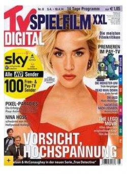 TV SPIELFILM XXL für 6 Monats Abo für effektiv 0,35€[ 5€ Rabatt + 15€ MeinPaket Gutschein @Leserservice
