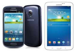 Vodafone Smart S + S3 mini + Tab3 für 9,99€ mtl.@logitel