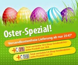 Voelkner Osteraktion viele Artikel für je 5€ und 10€ kostenloser Versand ab 25€
