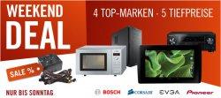 Weekend-Deals @Cyberport z.B. Pioneer VSX-828-K 7.1 AV Netzwerk-Receiver für 199,00 € (249,00 € Idealo)