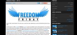 Wöchentlich kostenlose Games [unbekannte Indi Games] für Windows @Desura