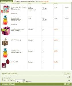 Yves Rocher: 4 Geschenke + 3,95€ Versand + 20% Rabatt bis 12.04.2014