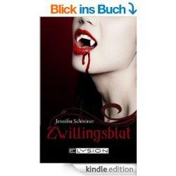 Zwillingsblut_ ein sinnlicher Vampirroman von Jennifer Schreiner gratis als eBook