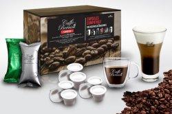 100 Kaffeekapseln für Nespresso Maschinen ab 19,9 Euro @Groupon