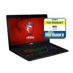 MSI GS70-2ODi581FD 17″ Gaming-Notebook für 799€ @cyberport