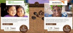 1€ per Klick spenden – World Vision oder S.O.S. Kinderdörfer unterstützen @Jacobscares.com