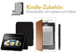 20 Prozent Rabatt auf Kindle-Zubehör mit Gutscheincode bei Amazon