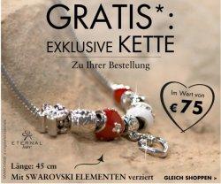 3 Strings im Spar Set + Gratis Swarovski-Kette ( Wert 75€ ) zur Bestellung @Beate-Uhse