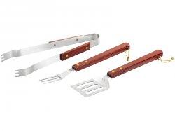 3-teiliges Grillbesteck aus Edelstahl für 7,99€ inkl Versand statt 15,80€ @ebay