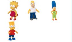 4 Simpsons Plüschfiguren für nur 22,96€ inkl. Versand statt 64,96€ @Elfen