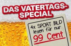 4 Sport Bild Ausgaben für 0.99€ kostenloser Versand[ Anstatt 6,80€] @Facebook