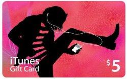 5 € gratis iTunes Guthabencode beim Kauf einer 25 € iTunes Karte vom 26. bis 31.05. bei REWE