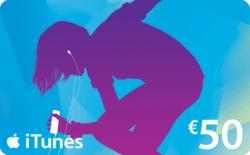 57,00 € iTunes Gutschein GRATIS (keine Folgekosten) @eBay