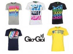 5er-Pack Gio Goi T-Shirts für Herren für 40€ bzw. je für 8€ statt 29,95€ @keskinshop.de