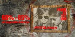60 bis 80 Prozent Rabatt auf ausgewählte Jack&Jones und Frank NY Artikel bei Hoodboyz