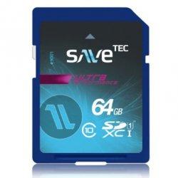 64 GB SaveTec SDXC C10 U1 UHS-1 Speicherkarte für 18,99€ inkl. Versand@ amazon