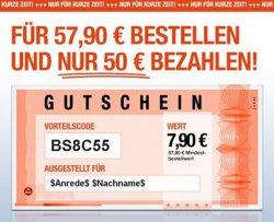 7,90 € Gutschein für digitalo.de mit 57,90 € MBW und kostenlosem Versand (z.B. Toshiba HDD 2TB SATA 3,5 für 59,34 € statt 67 €)