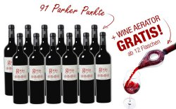 91 Parker Punkte Rotwein im 12er Pack – Gotin del Risc 2010 für 6,90€ pro Flasche statt 12,99€ +gratis Wein-Aerator im Wert von 10,10€@weinversand