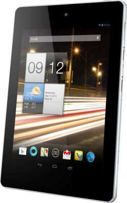 Acer Iconia 20,1 cm (7,9 Zoll) Android 4.2 Tablet-PC für 159,00 € (177,99 € Idealo) @Amazon