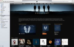 Album von Coldplay Ghost Stories im iTunes-Stream gratis anhören @itunes