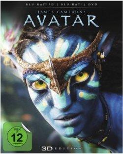 Amazon-Aktion: 2x 3D-Blu-rays für 40€ z.B. Avatar Aufbruch nach Pandora + Wolverine [Extended Cut]