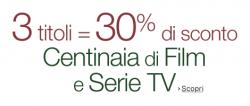 Amazon.it: 3 Blu-rays kaufen und 30% sparen ( ab 4,90 EUR inkl. Rabatt) Titel mit dt. Ton & UT