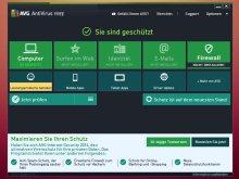 AVG Internet Security und Antivirus Pro 2014 – Jahreslizenz kostenlos statt 16€