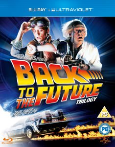 Back to the Future – Trilogie [ 3 Blu-rays] 9,56€ inkl. Versand [idealo 18,43€]@ Zavi.nl