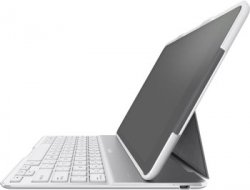Belkin F5L151deWHT Ultimate Keyboard für Apple iPad Air für 59,99€ + Versand [Ideao: 115€]