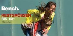 BENCH Restgrößen bis -50% + nochmal -20% mit SOMMER20 Gutschein + 5 € für Amazon Family Freundschaftwerbung