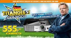 BenQ TH681 Full-HD Beamer für 561€ (statt 645€)@euronics