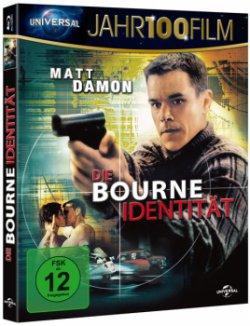 Blu-ray Die Bourne Identität für 4,44€ @AlphaMovies