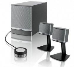Bose Companion 3 Multimedia Speaker System für 199€ inkl. Versand [idealo 240€]@ Comtech