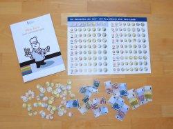 Bundesbank Gratis: Mein Euro Spiel- und Rechengeld mit Geldscheinen und Münzen