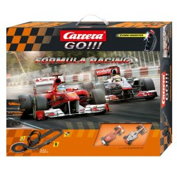 Carrera 20062271 – Go – Formula Racing für 33,07 Euro (statt 55,99 Euro bei Idealo) bei Amazon