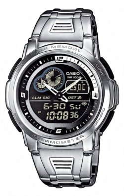 Casio Collection  Armbanduhr für 31,18€ [idealo 43,98€] @Amazon