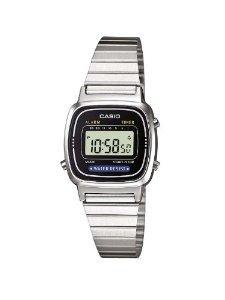 Casio Unisex-Armbanduhr Quarz Edelstahl  für 15.05€ inkl. Versandkosten [idealo 21€] @Amazon