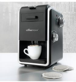 Coffeemaxx Kaffee und Cappuccino Maschine inkl. Milchaufschäumer für nur 25,99€ inkl. Versand @ebay