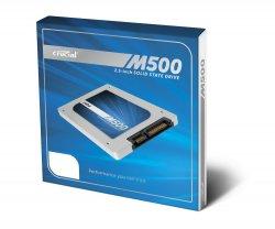 Crucial M500 120 GB SSD Festplatte für 48,00 € inkl. Versand (60,55 € Idealo) @Conrad