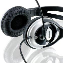 CSL S-085 Headset HQ 960 Kopfhörer für 7,90€ kostenloser Versand [idealo 12,85€]