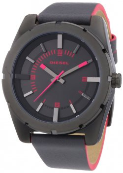 Diesel Herren-Armbanduhr XL Analog Quarz Leder DZ5359 für 76,86 € (113,00 € Idealo) @Amazon