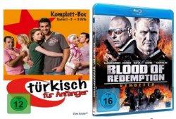 DVD- und Blu-ray Angebote der Woche bei Amazon, z.B. Türkisch für Anfänger Komplettbox für 24,97€ [Idealo 27,99€] oder Two and a Half Men…