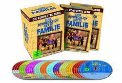 Eine schrecklich nette Familie – Die komplette Serie auf 33 DVDs für 48,97 Euro (statt 66,90 Euro bei Idealo) bei Amazon