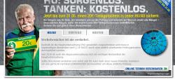 EUROMASTER: Für bestandene HU 20 € Tankgutschein erhalten