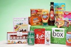 Fan-Box mit Top-Marken für ein köstliches Fan-Fest von brandnooz statt 12,99€ für 9,99€ @groupon.de