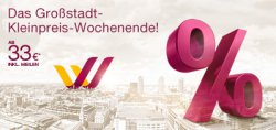 Flugtickets Europa ab 33 € @Germanwings