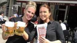 Gratis Bier: Warsteiner Bier – Coupon für den Herrentag in Bildzeitung! Gilt nur für Hamburg. @bild.de