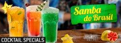 Gratis Cocktail in eurer Sausalitos Bar für Mini-Umfrage