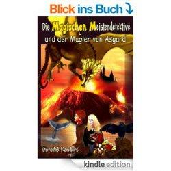 Gratis Ebook – Die Magischen Meisterdetektive und der Magier von Asgard – Abenteuerroman(18,89 Taschenbuchpreis / 4,4 Sterne) @Amazon
