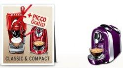 GRATIS Kaffeemaschine Picco Black Volcano beim Kauf einer Cafissimo Compact oder Classic ab 89€ @tchibo